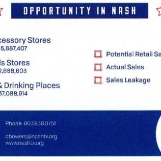 Opportunity in Nash